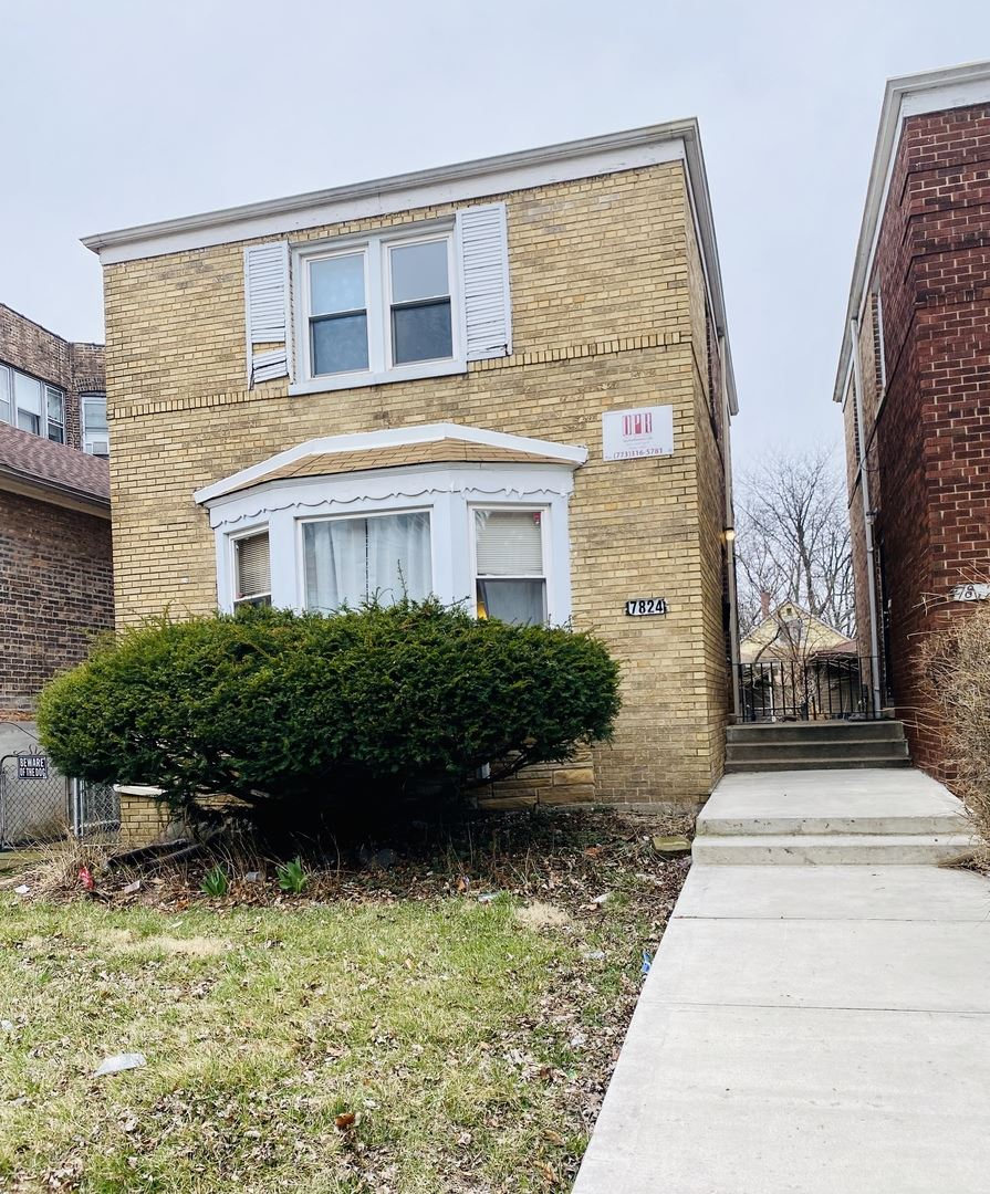 7824 S Ellis Avenue, Chicago, IL 60619 - #: 10662964