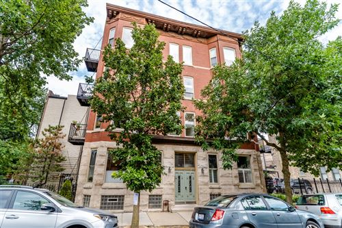 Photo of 919 N CAMPBELL Avenue #3S, Chicago, IL 60622 (MLS # 10809965)