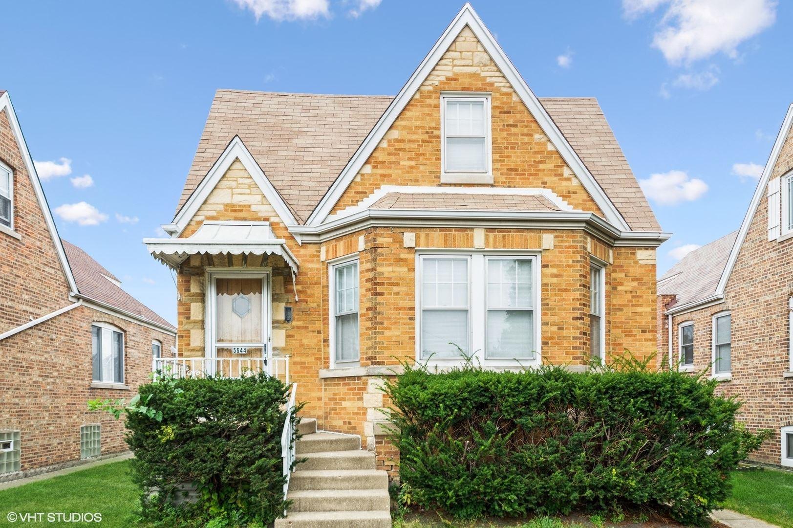 5644 W Cullom Avenue, Chicago, IL 60634 - #: 11235965