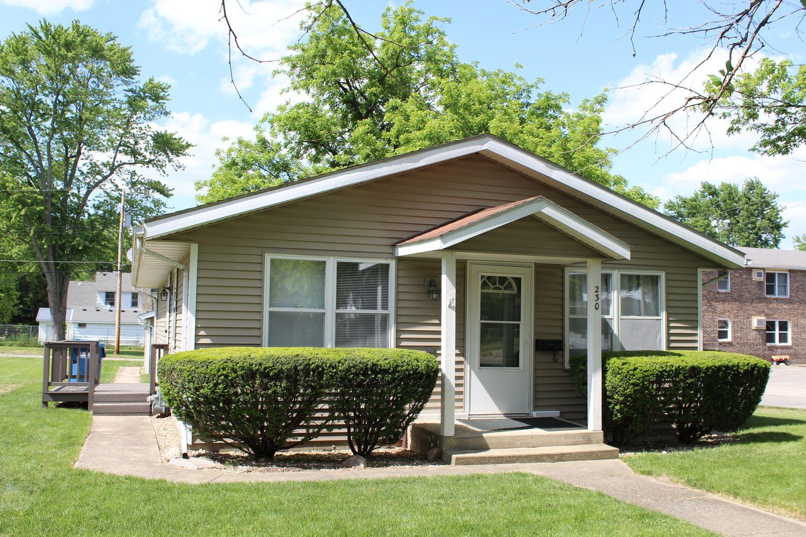 230 E Hickory Street, Watseka, IL 60970 - #: 10749966