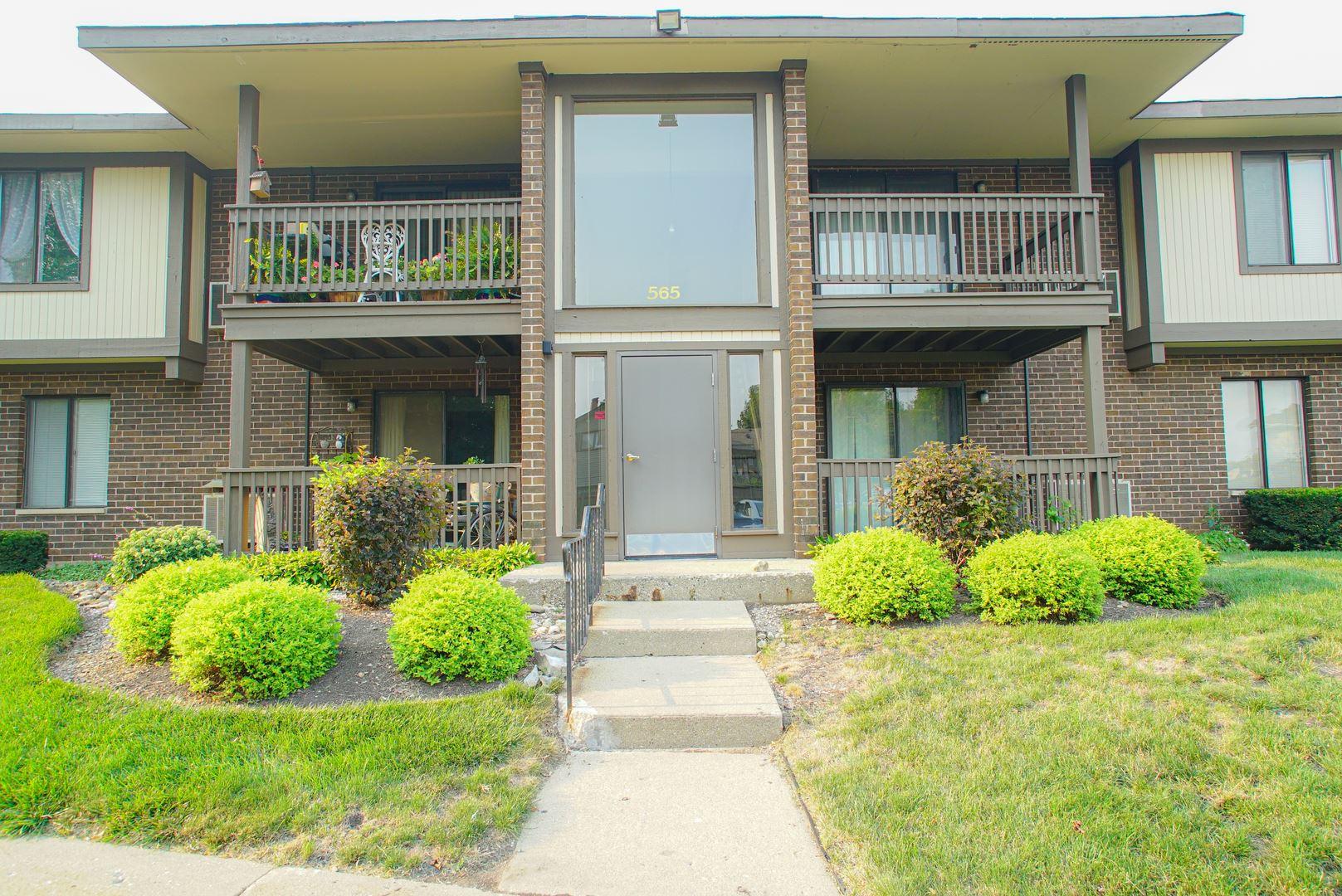 565 Somerset Lane #2, Crystal Lake, IL 60014 - #: 11173966
