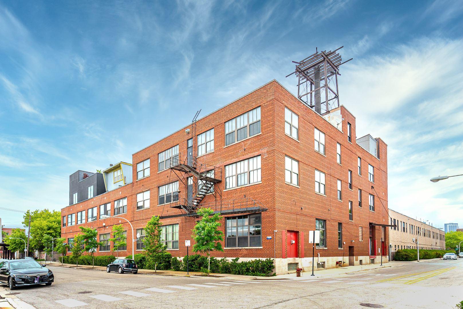 407 N Elizabeth Street #105B, Chicago, IL 60642 - #: 10756967