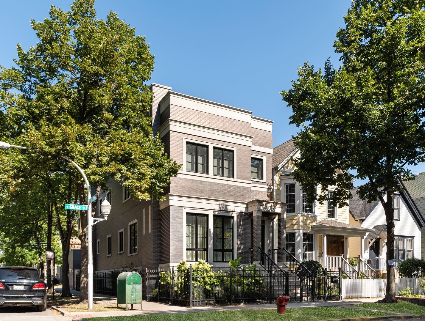 1480 W Grace Street, Chicago, IL 60613 - #: 11246967