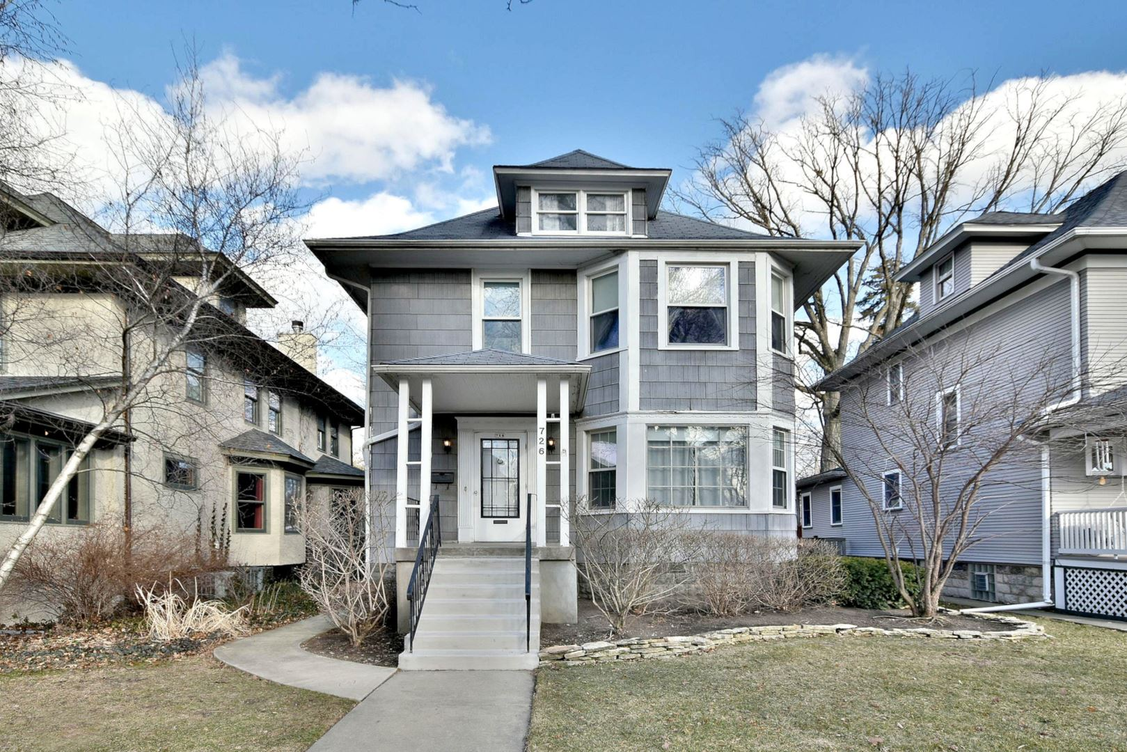 726 N GROVE Avenue, Oak Park, IL 60302 - #: 10666969