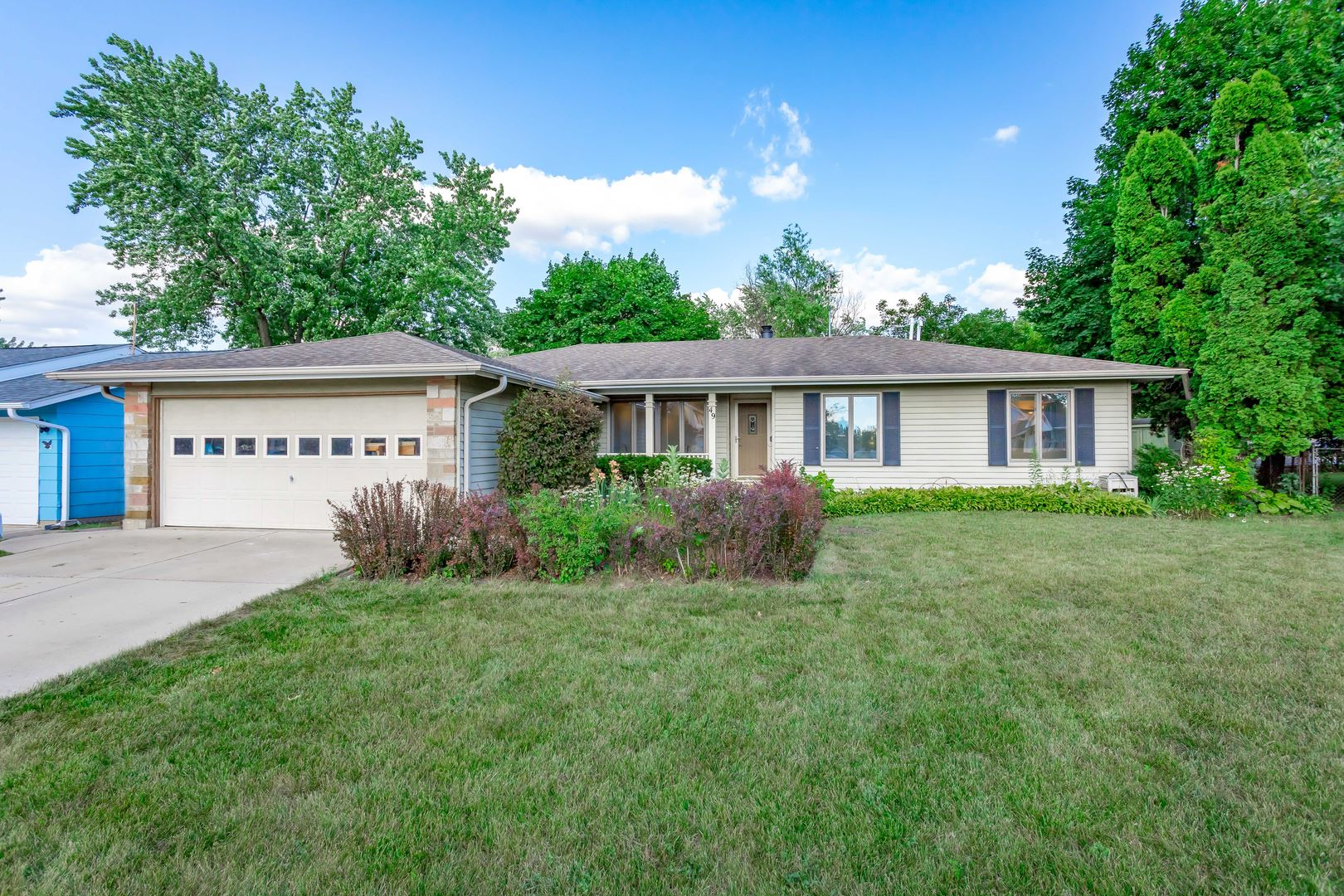 49 Smethwick Lane, Elk Grove Village, IL 60007 - #: 10815969