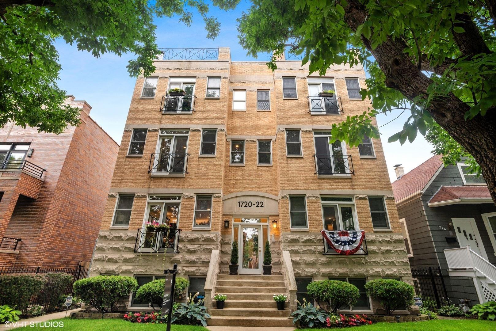 1722 W Berwyn Avenue #2W, Chicago, IL 60640 - #: 11131969