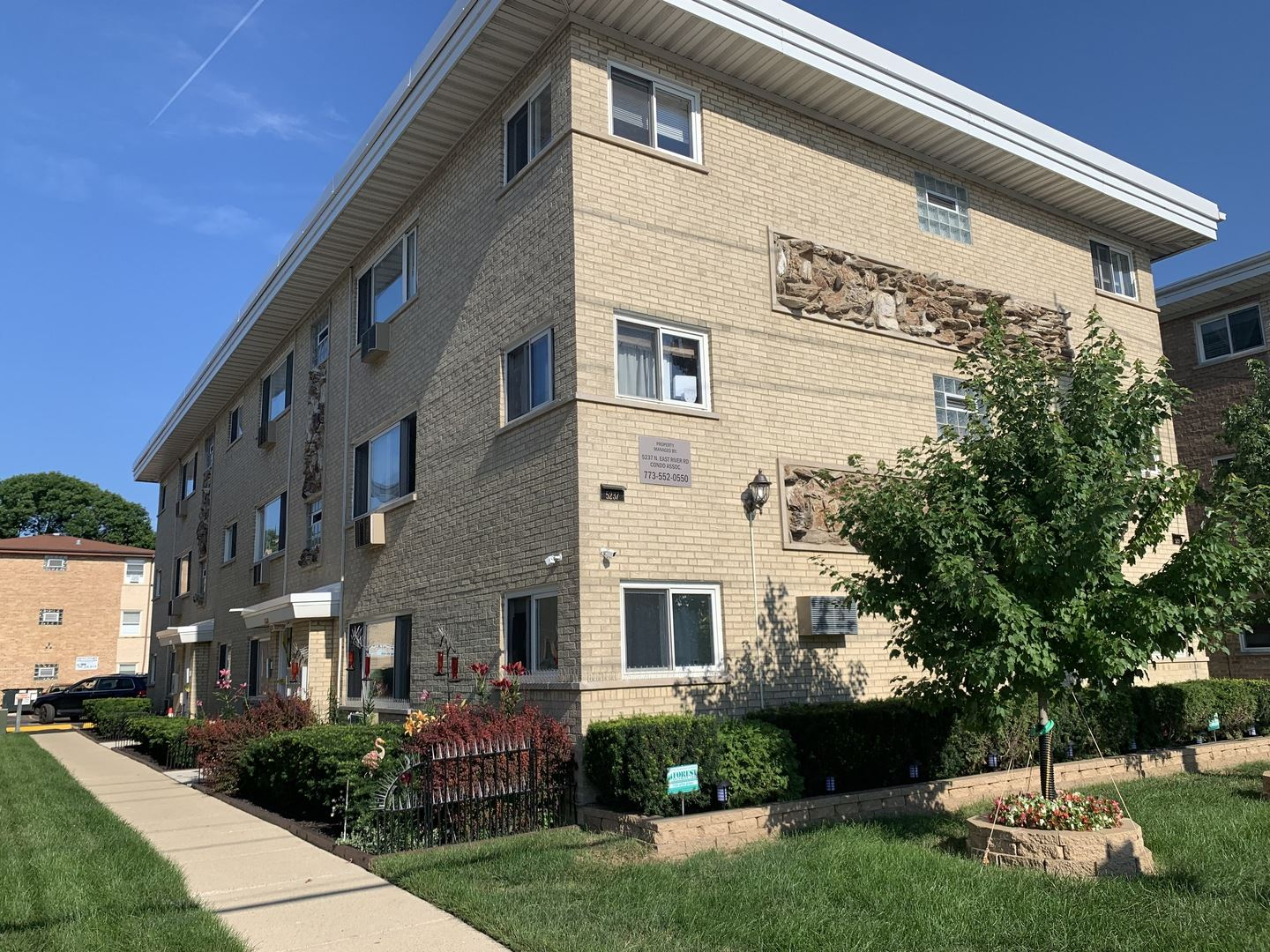5237 N East River Road #1M, Chicago, IL 60656 - #: 11151969