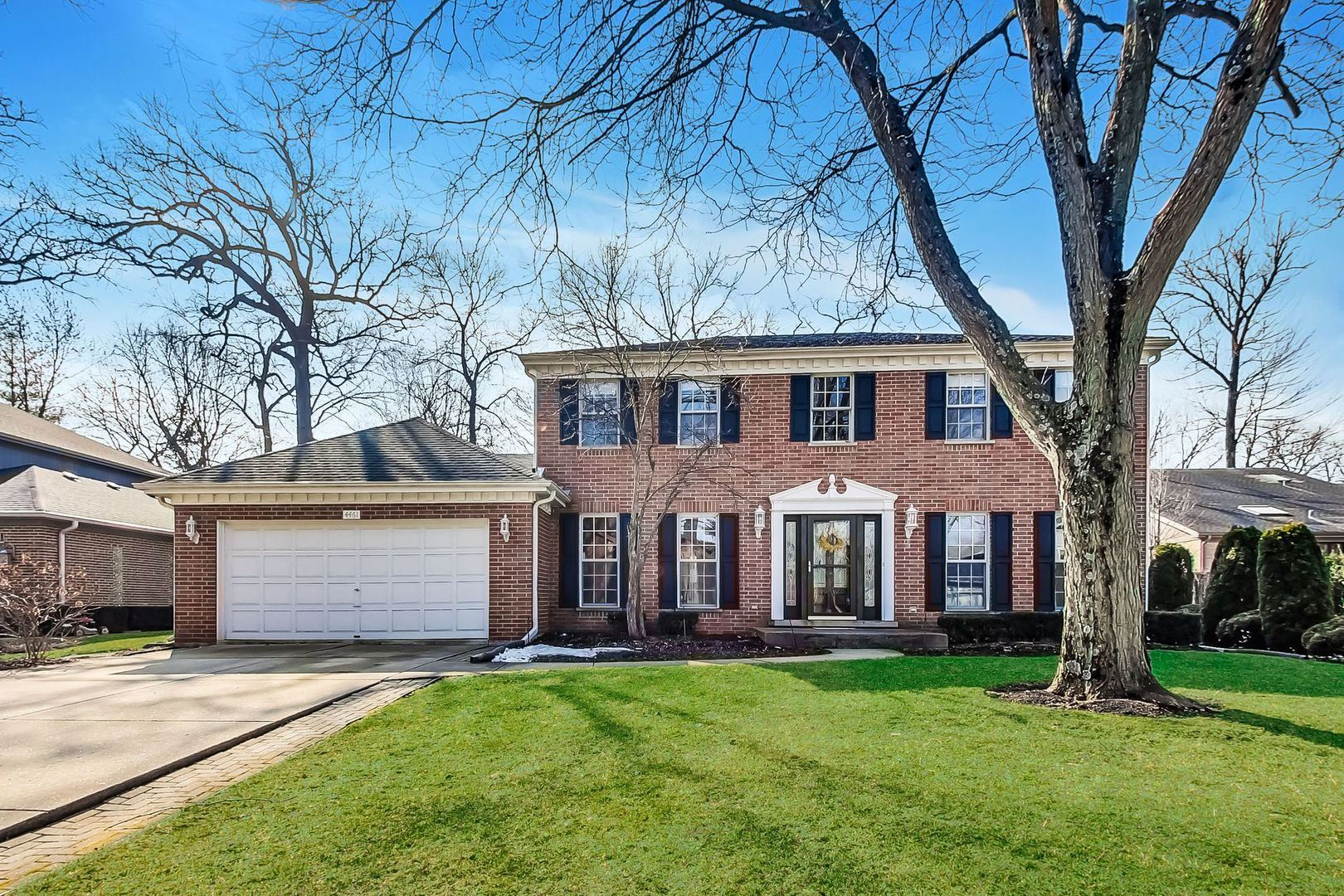 4461 WILLIAMSBURG Court, Rolling Meadows, IL 60008 - #: 10677970