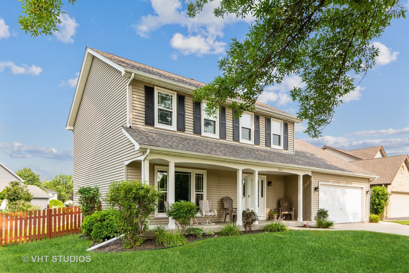Photo of 1713 Chestnut Hill Road, Plainfield, IL 60586 (MLS # 11162970)
