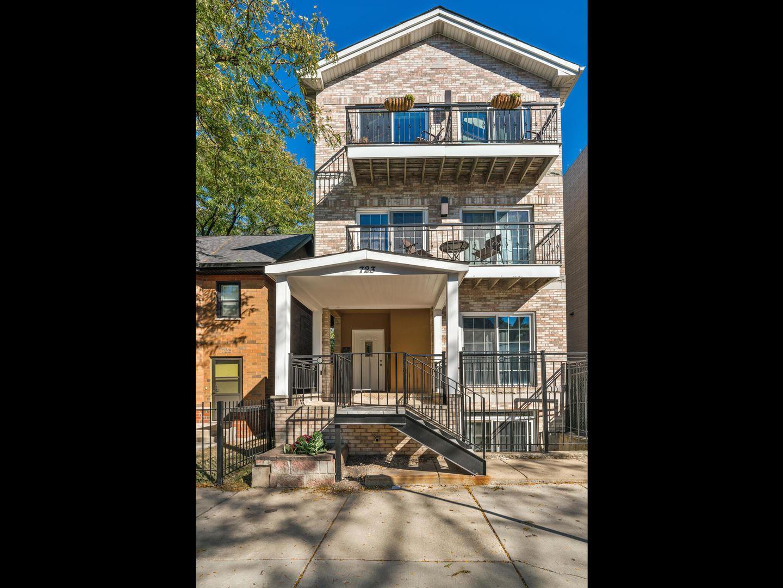 723 N ELIZABETH Street #1, Chicago, IL 60642 - #: 11233970