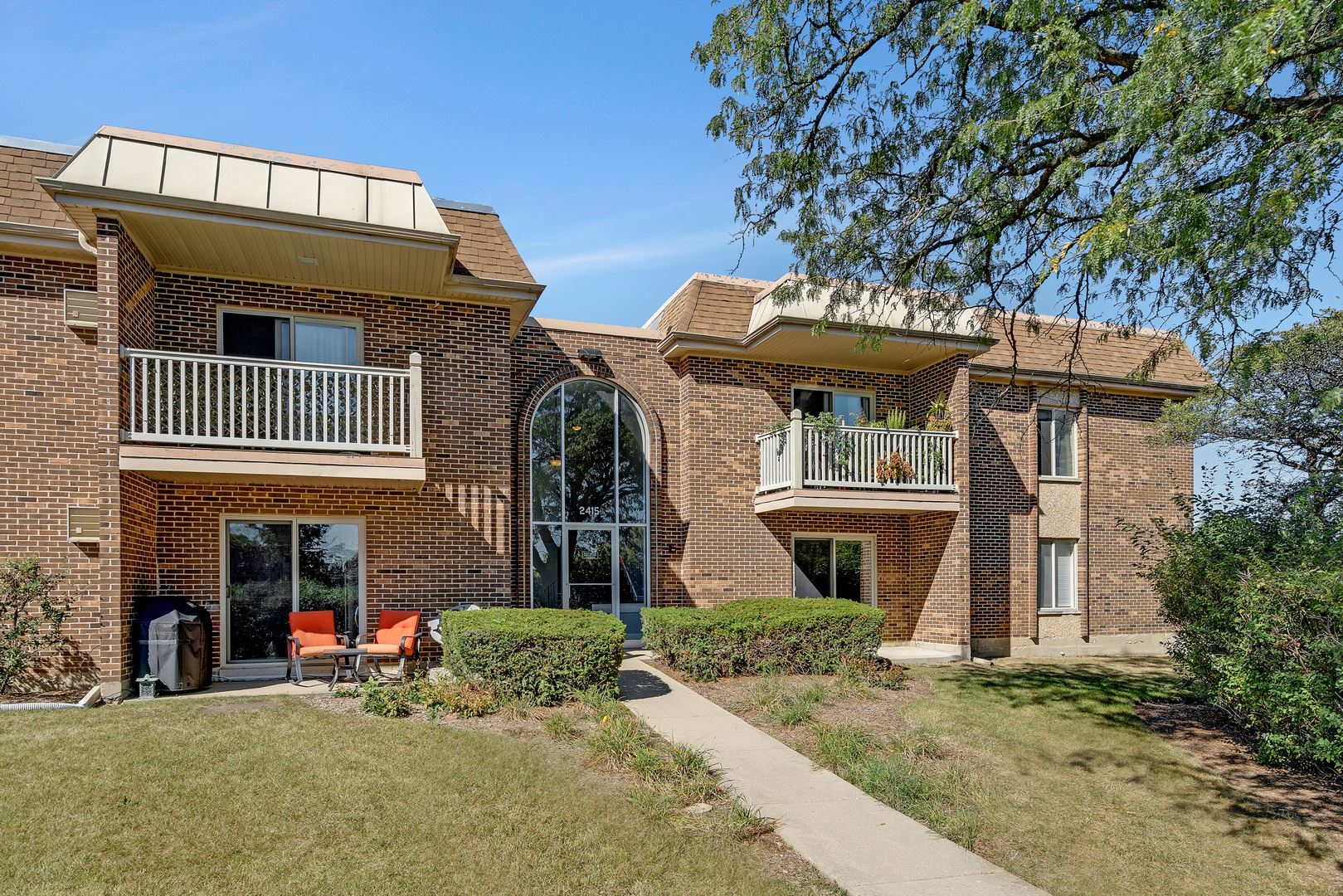 2415 N Kennicott Drive #1A, Arlington Heights, IL 60004 - #: 10535971