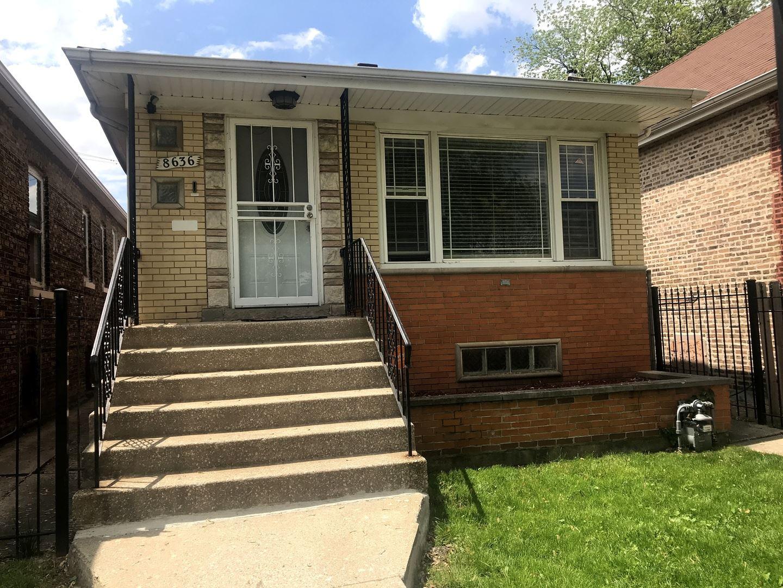 8636 S Justine Street, Chicago, IL 60620 - #: 10615971