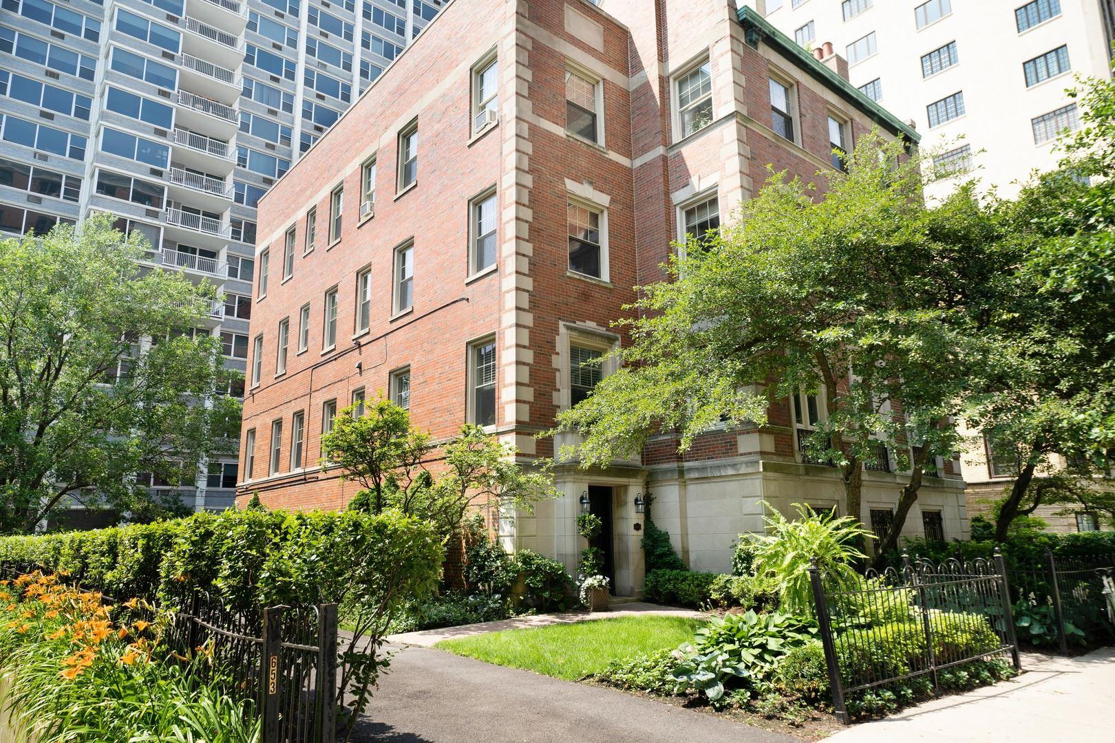 655 W Junior Terrace #1, Chicago, IL 60613 - #: 10754971