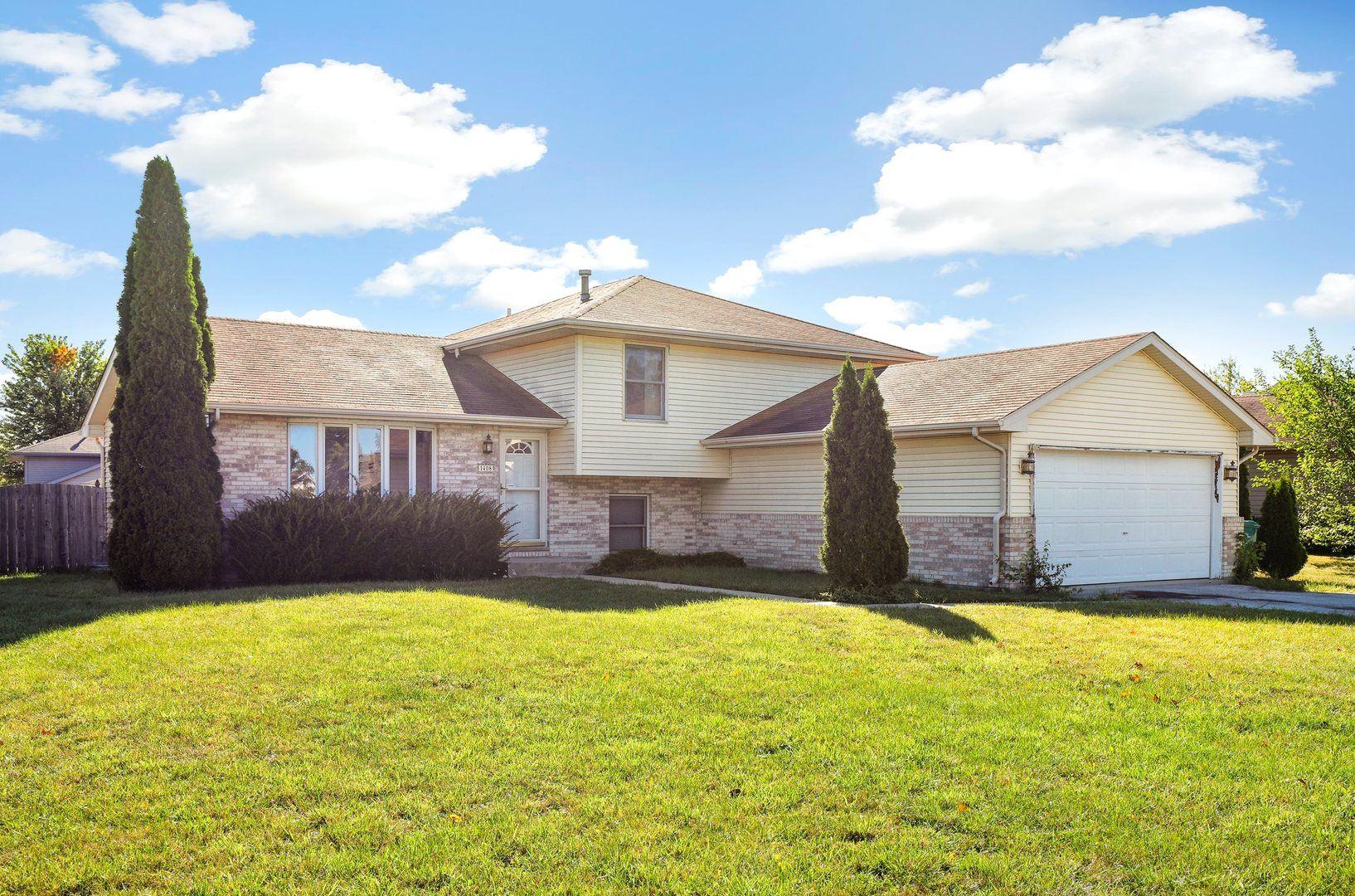 1408 Gilray Drive, Joliet, IL 60431 - #: 11210971
