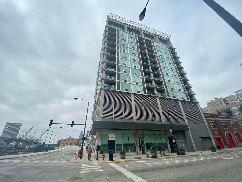 700 W Van Buren Street #1201, Chicago, IL 60607 - #: 10669973