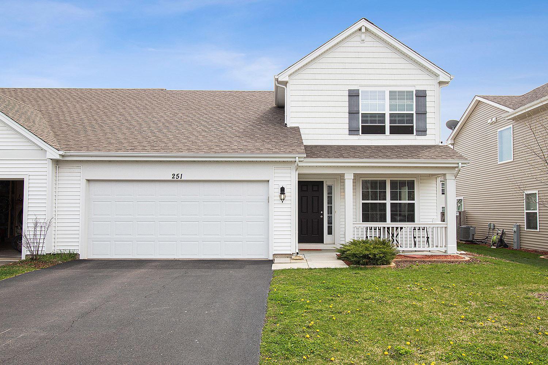 251 Maryland Lane, Pingree Grove, IL 60140 - #: 10708973