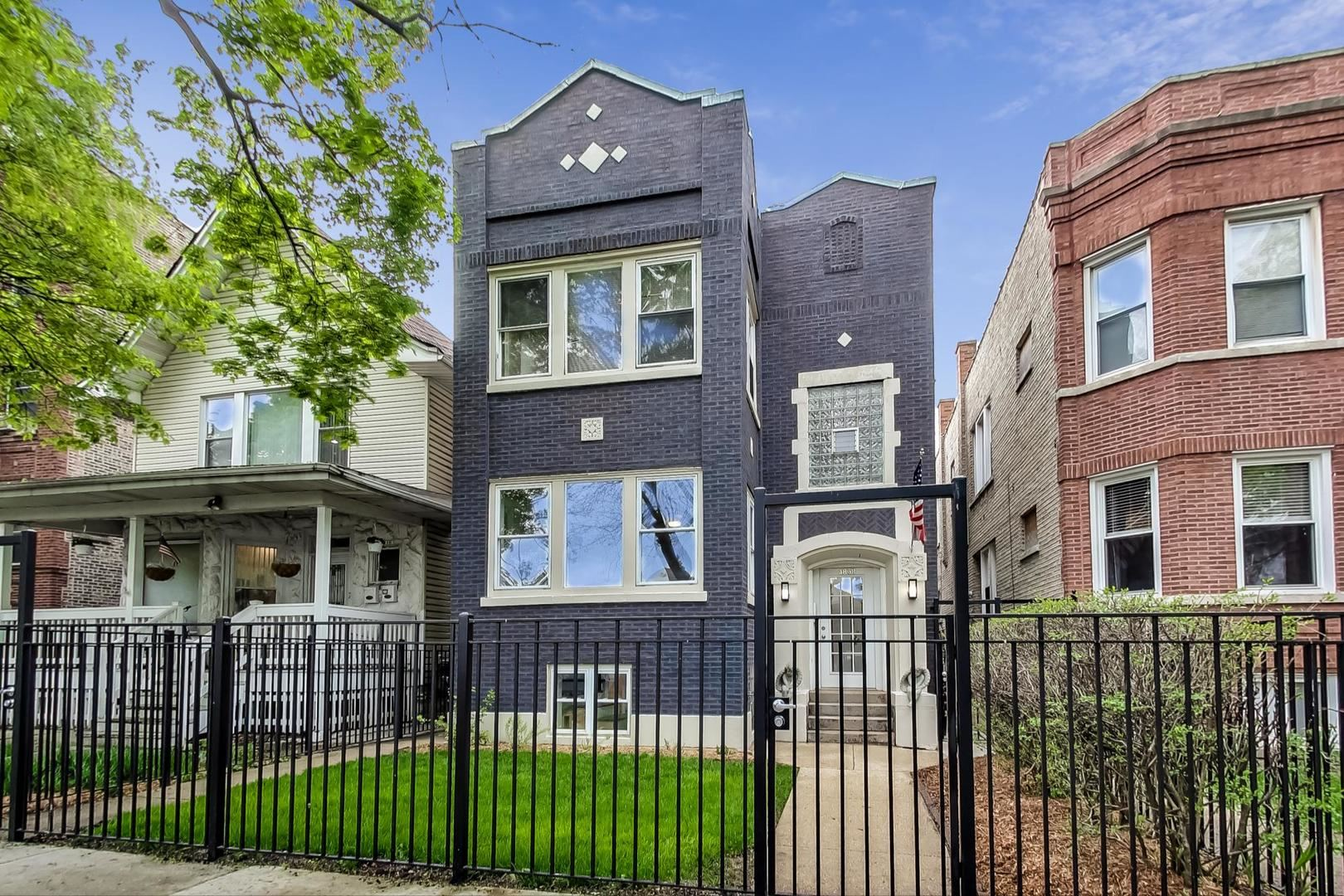 4838 N Spaulding Avenue, Chicago, IL 60625 - #: 10713973