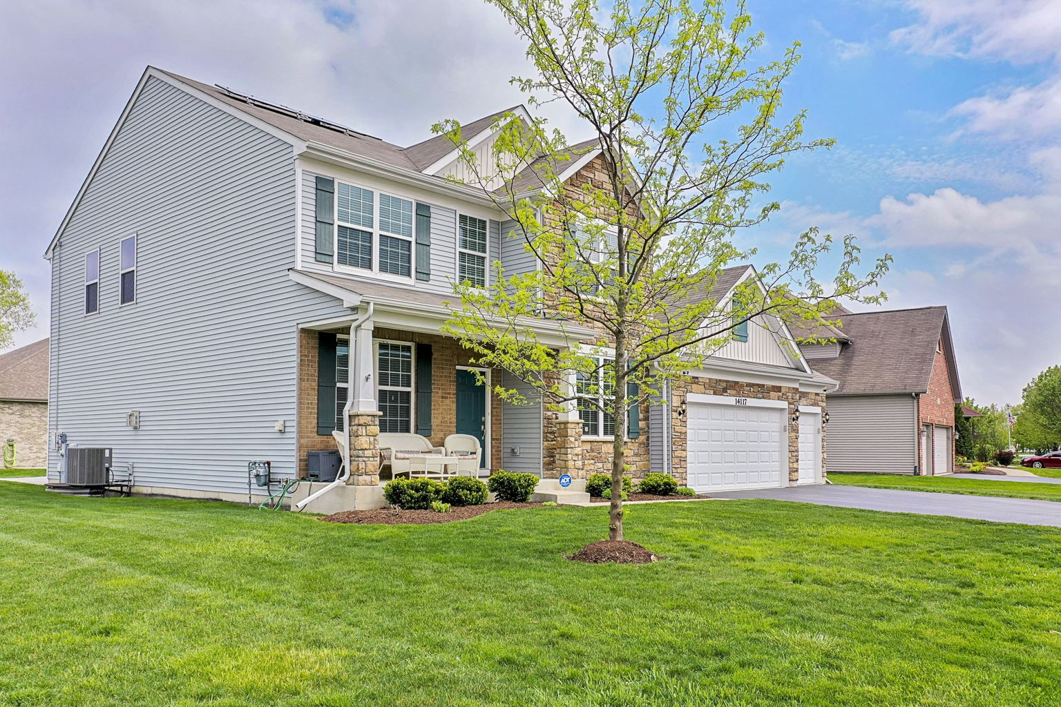 Photo of 14117 Meadow Lane, Plainfield, IL 60544 (MLS # 11077974)