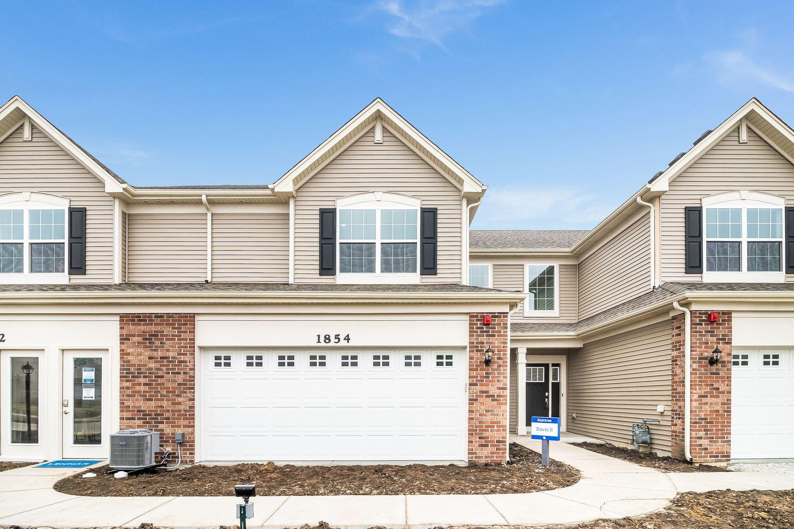 1161 Hawk Hollow Drive, Yorkville, IL 60560 - #: 11218974