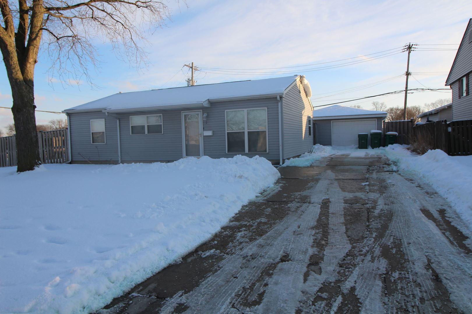 Photo of 1 Elgin Avenue, Romeoville, IL 60446 (MLS # 10988975)