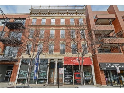 Photo of 1340 West MADISON Street #3W, Chicago, IL 60607 (MLS # 10643976)