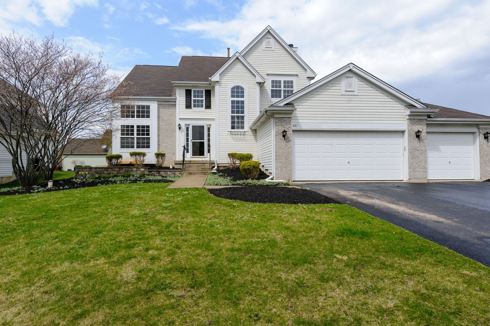 521 Normandy Lane, Port Barrington, IL 60010 - #: 10705976