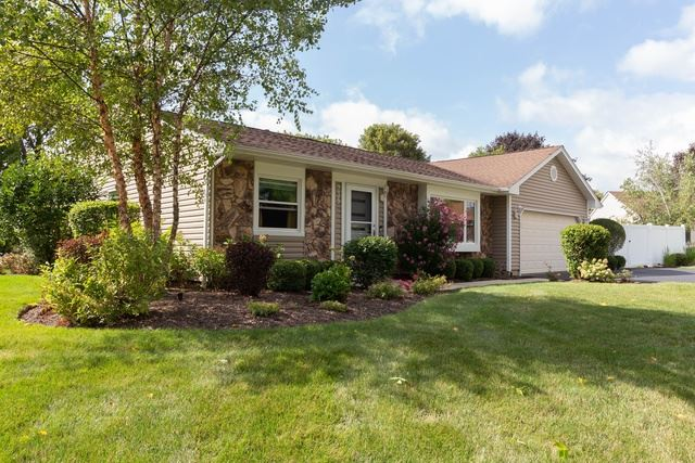 935 Pioneer Court, Roselle, IL 60172 - #: 10510979
