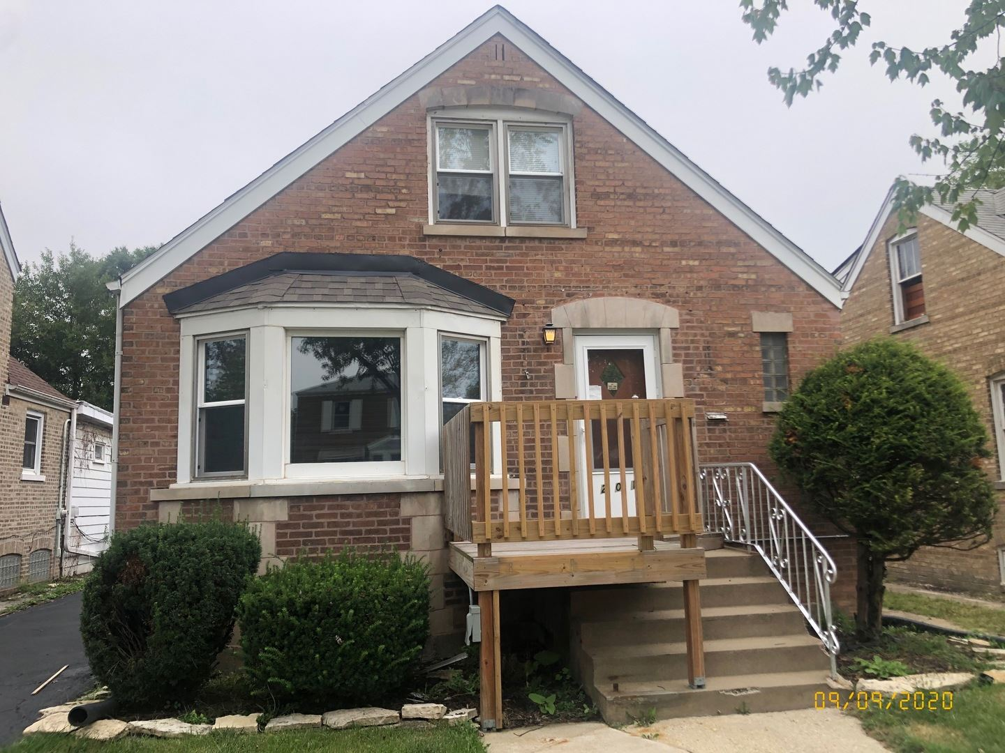201 Hillcrest Avenue, Chicago Heights, IL 60411 - #: 10682979