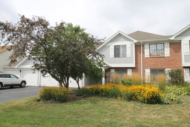 550 CUMBERLAND Trail #C3, Roselle, IL 60172 - #: 10482981