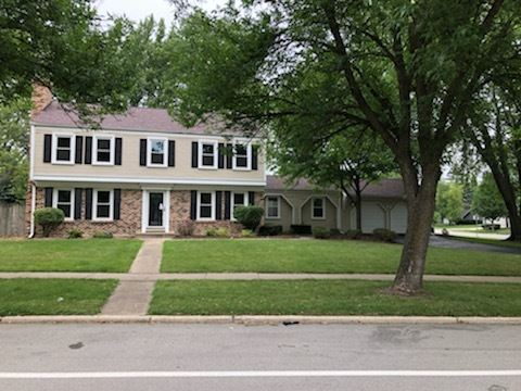 801 MANCHESTER Street, Naperville, IL 60563 - #: 10805981
