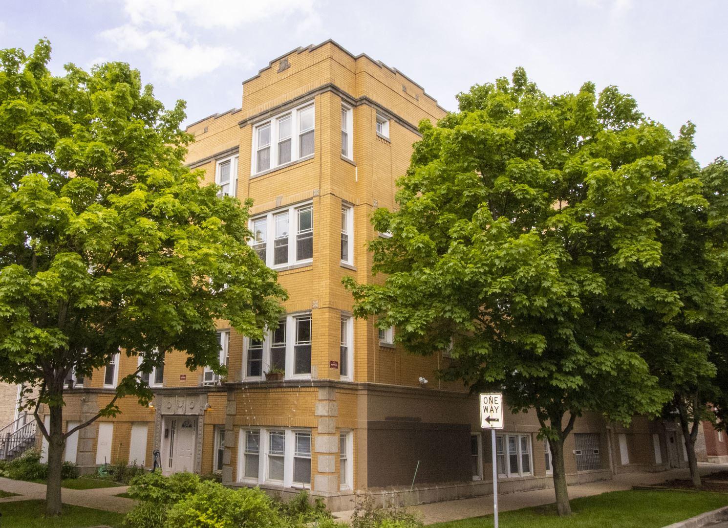 2501 N Washtenaw Avenue #3, Chicago, IL 60647 - #: 10724982