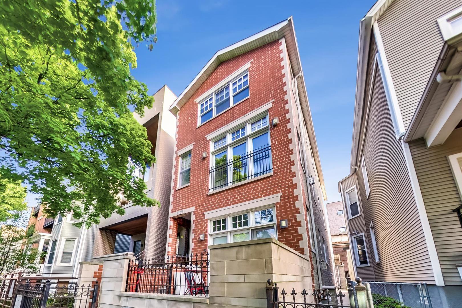 1722 W ROSCOE Street #2, Chicago, IL 60657 - #: 10725982
