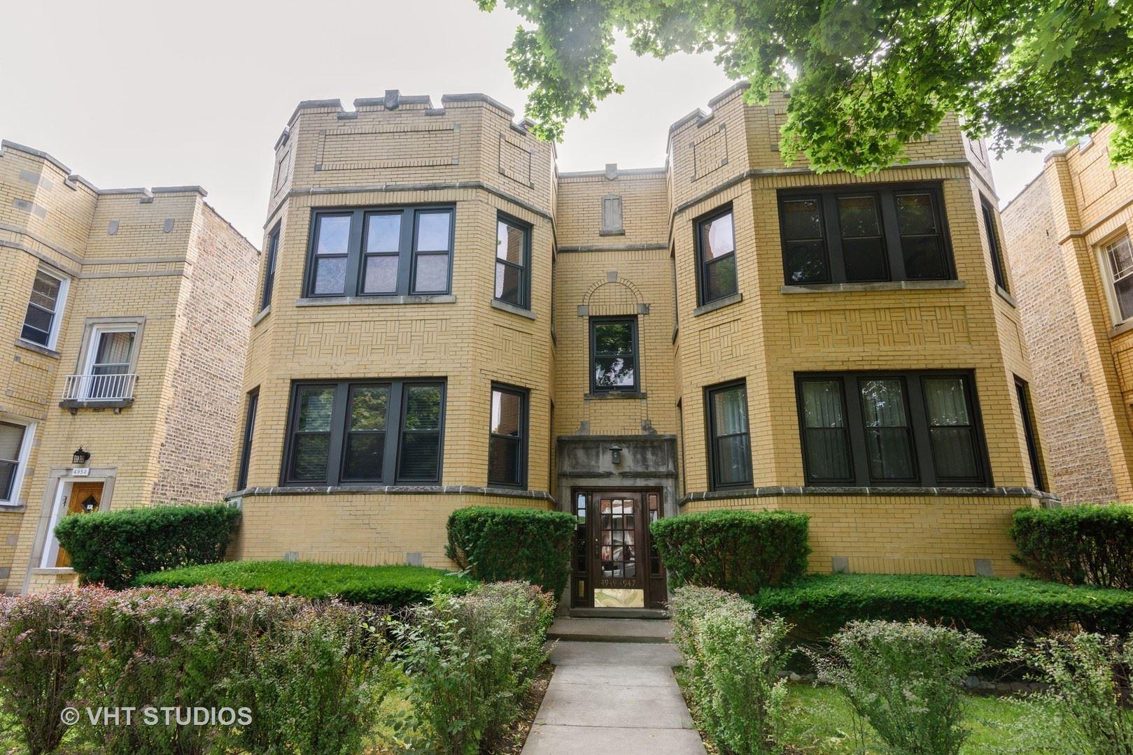 4949 N Kedvale Avenue #2N, Chicago, IL 60630 - #: 10754982
