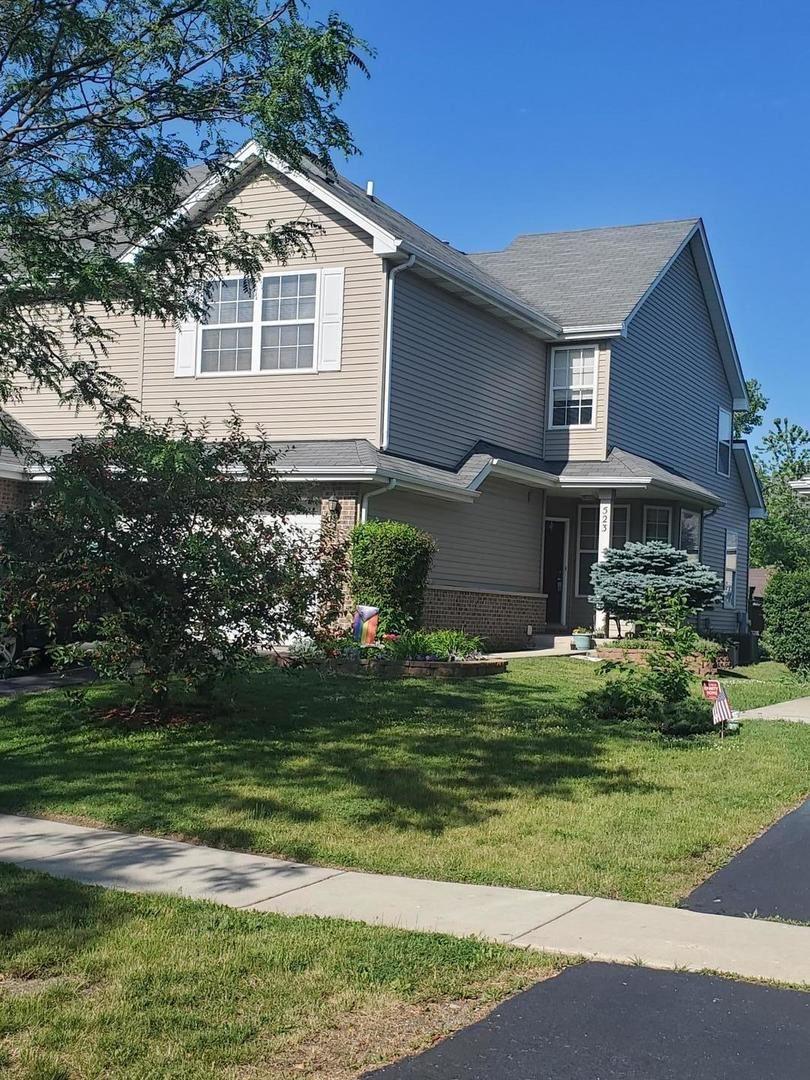 Photo of 523 N Maggie Lane, Romeoville, IL 60446 (MLS # 11122982)