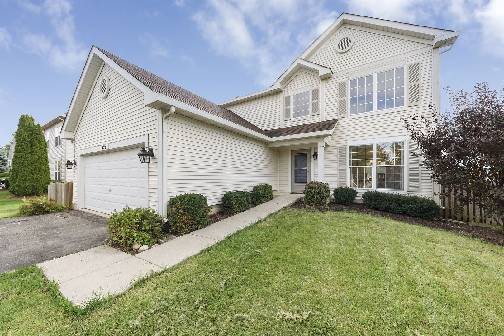 324 CLIFTON Lane, Bolingbrook, IL 60440 - #: 11253982