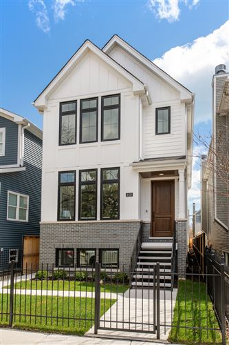 Photo of 4153 N Claremont Avenue, Chicago, IL 60618 (MLS # 10696983)