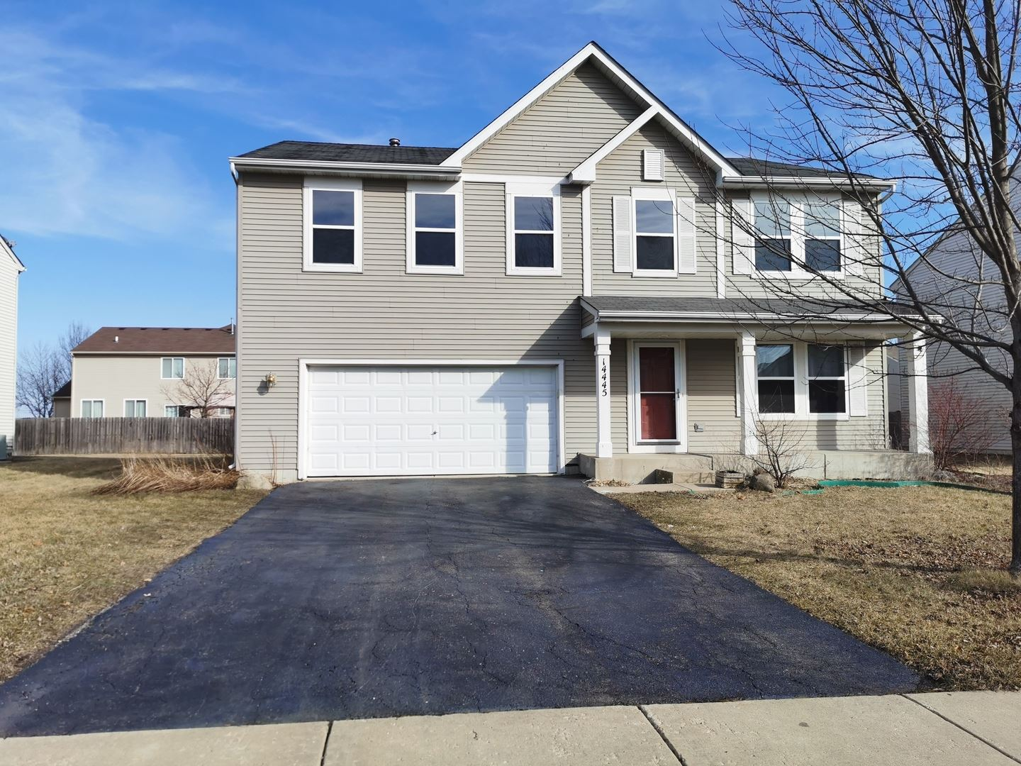14445 Independence Drive, Plainfield, IL 60544 - #: 10707983