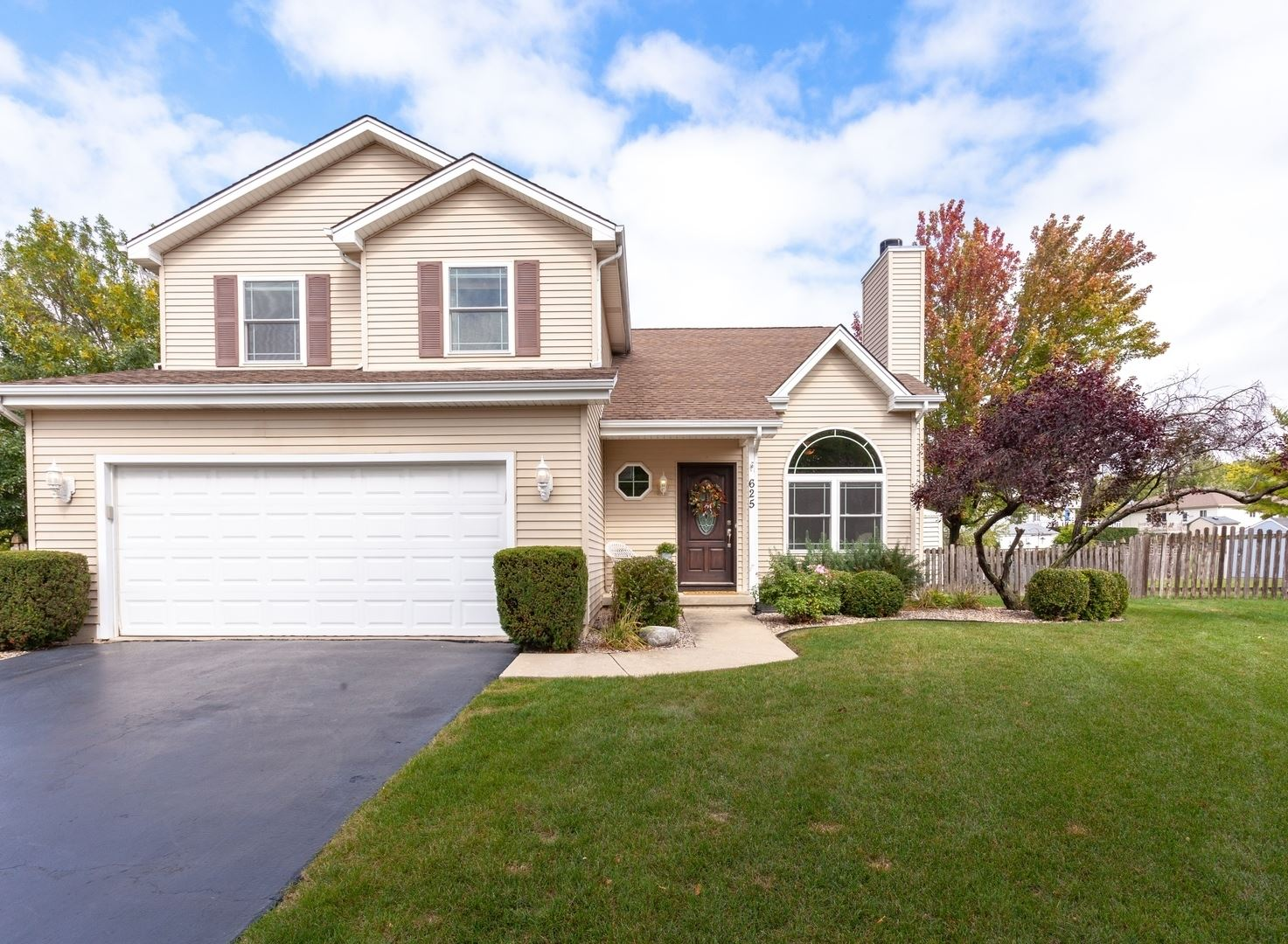 Photo of 625 Coneflower Court, Romeoville, IL 60446 (MLS # 10881983)