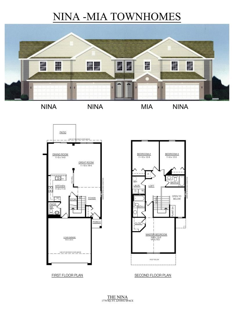 600 W Pleasant Lane #A4, Lombard, IL 60148 - #: 10932983