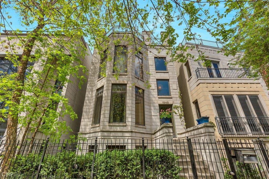 1342 N Leavitt Street, Chicago, IL 60622 - #: 11247983