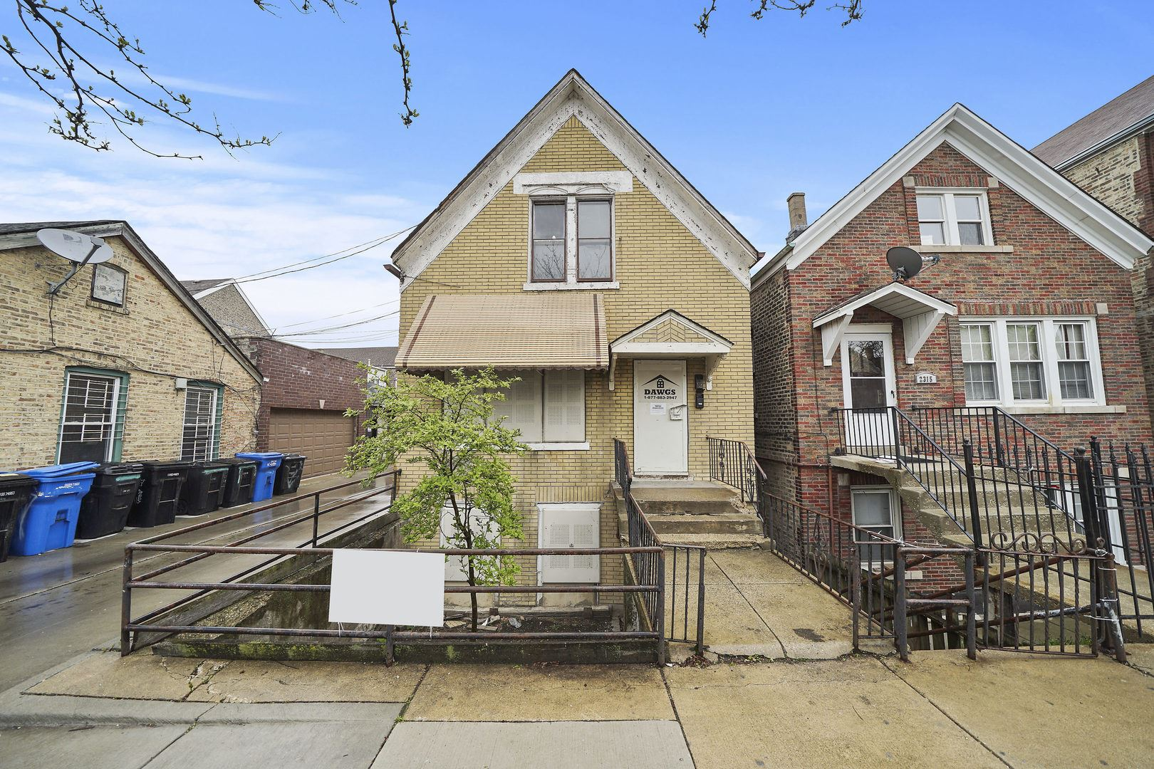 2313 S Hoyne Avenue, Chicago, IL 60608 - #: 10577984