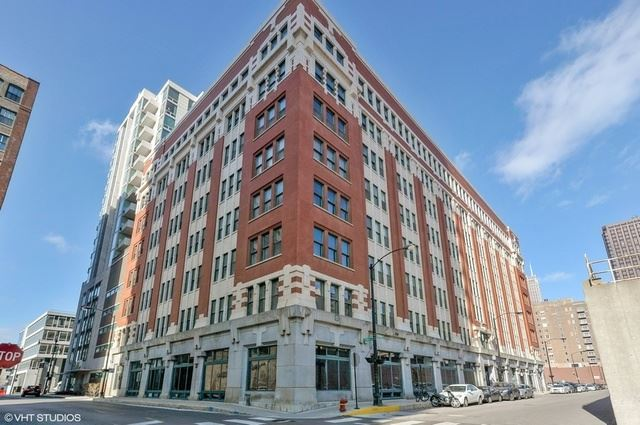 732 S Financial Place #518, Chicago, IL 60605 - #: 11192984