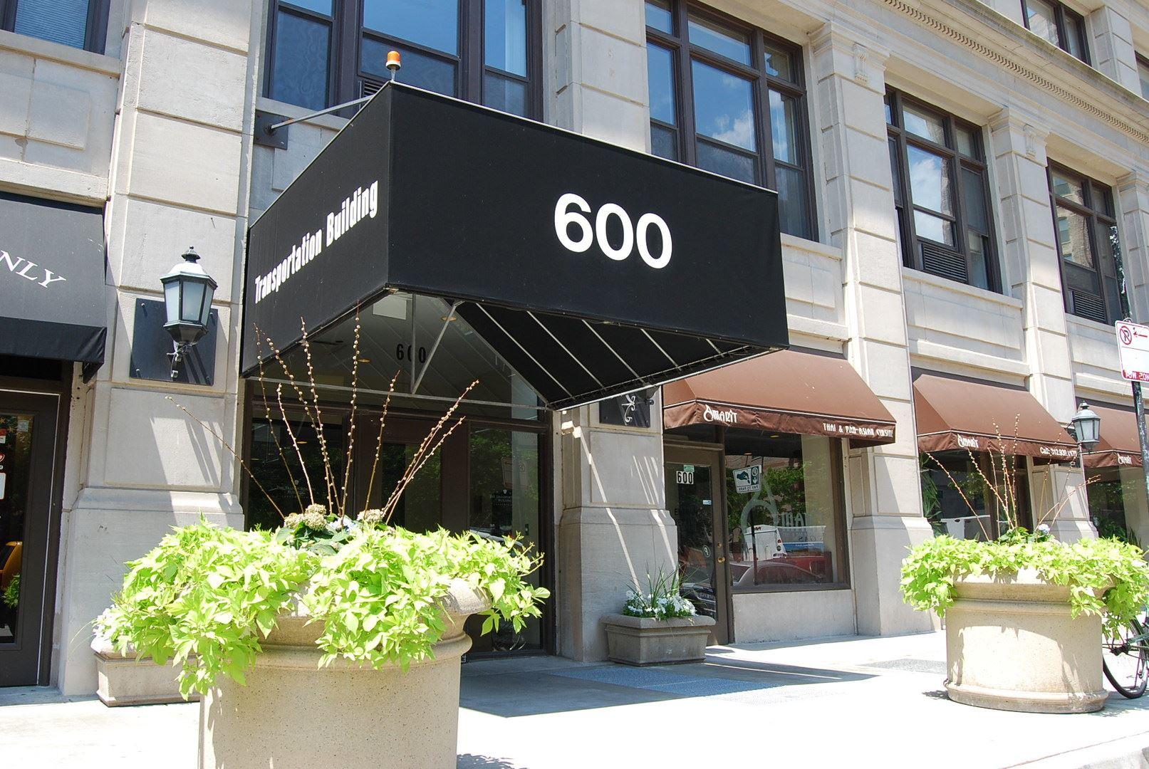 600 S Dearborn Street #210, Chicago, IL 60605 - #: 11230984