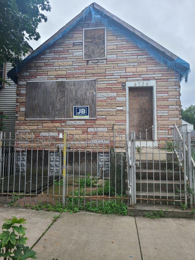 4734 S Bishop Street, Chicago, IL 60609 - #: 11247984