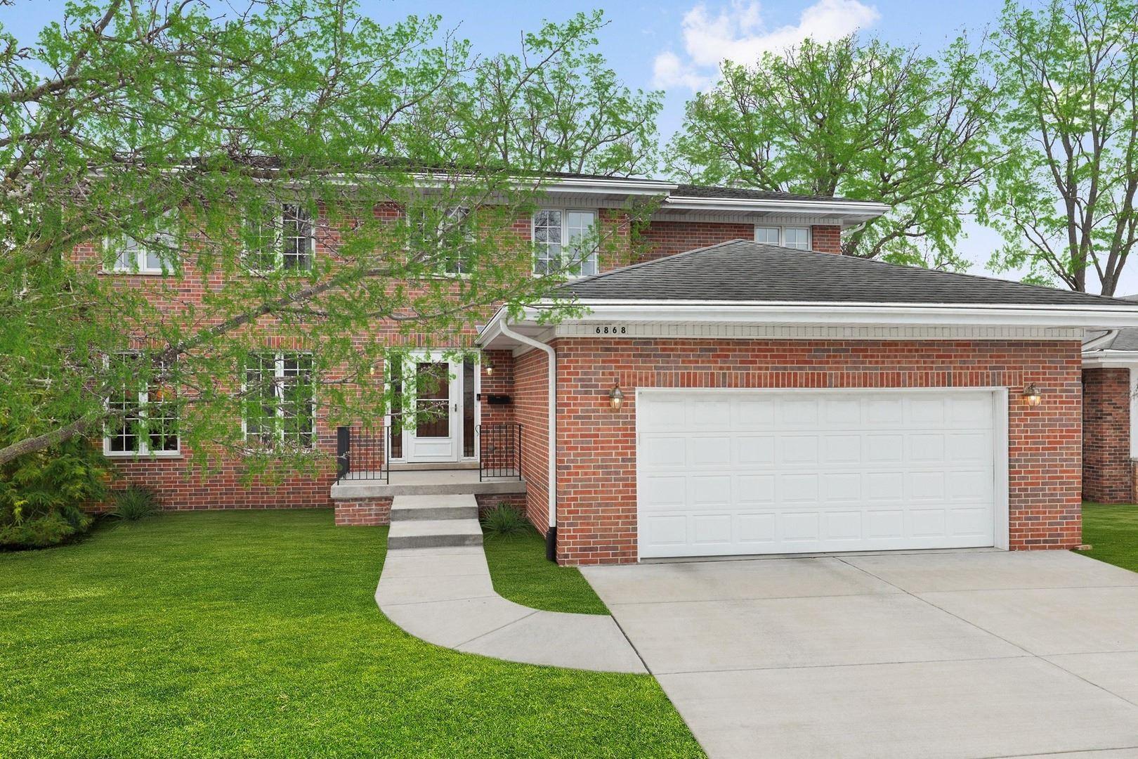 6868 N Concord Lane, Niles, IL 60714 - MLS#: 10637986