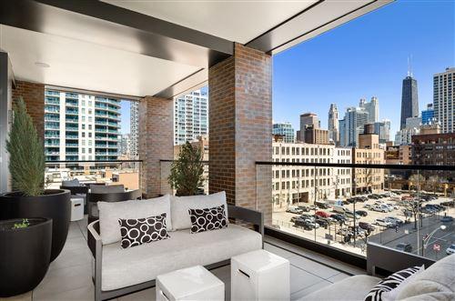 Tiny photo for 351 W Huron Street #6, Chicago, IL 60654 (MLS # 11047987)