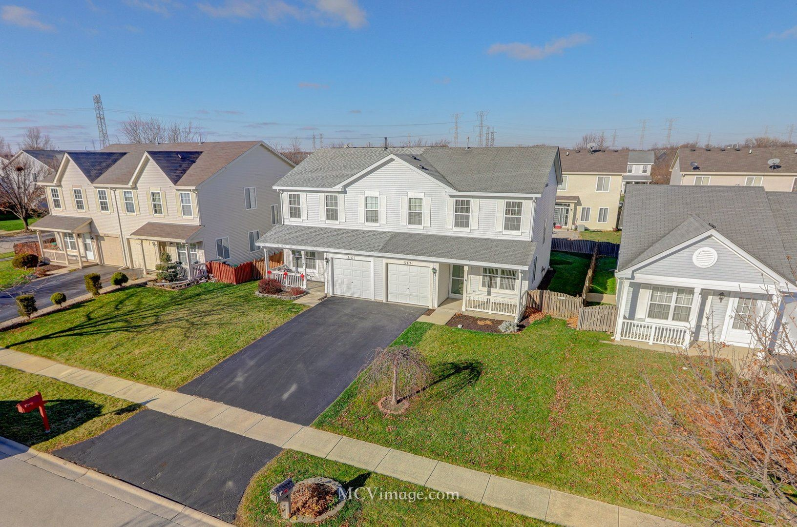 Photo of 317 Reston Circle, Romeoville, IL 60446 (MLS # 11044987)
