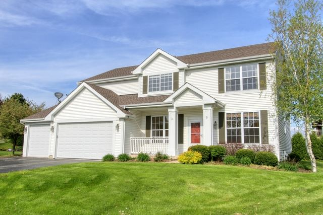 2012 Crooked Tree Court, Mchenry, IL 60050 - #: 10369988