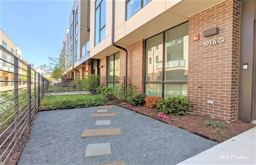 Photo of 1916 N Campbell Avenue #G, Chicago, IL 60647 (MLS # 11083989)