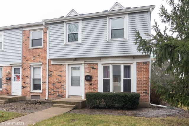 Photo for 4106 Rowley Court, Streamwood, IL 60107 (MLS # 10612989)